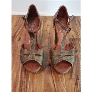 Jeffrey campbell Beverly sandals
